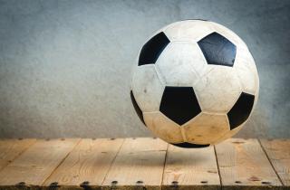 inlegzolen voor voetbalschoenen voorkomt pijnlijke voeten