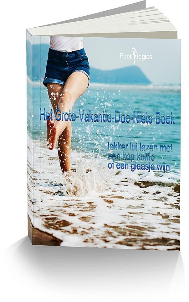 Footlogics vakantieboek